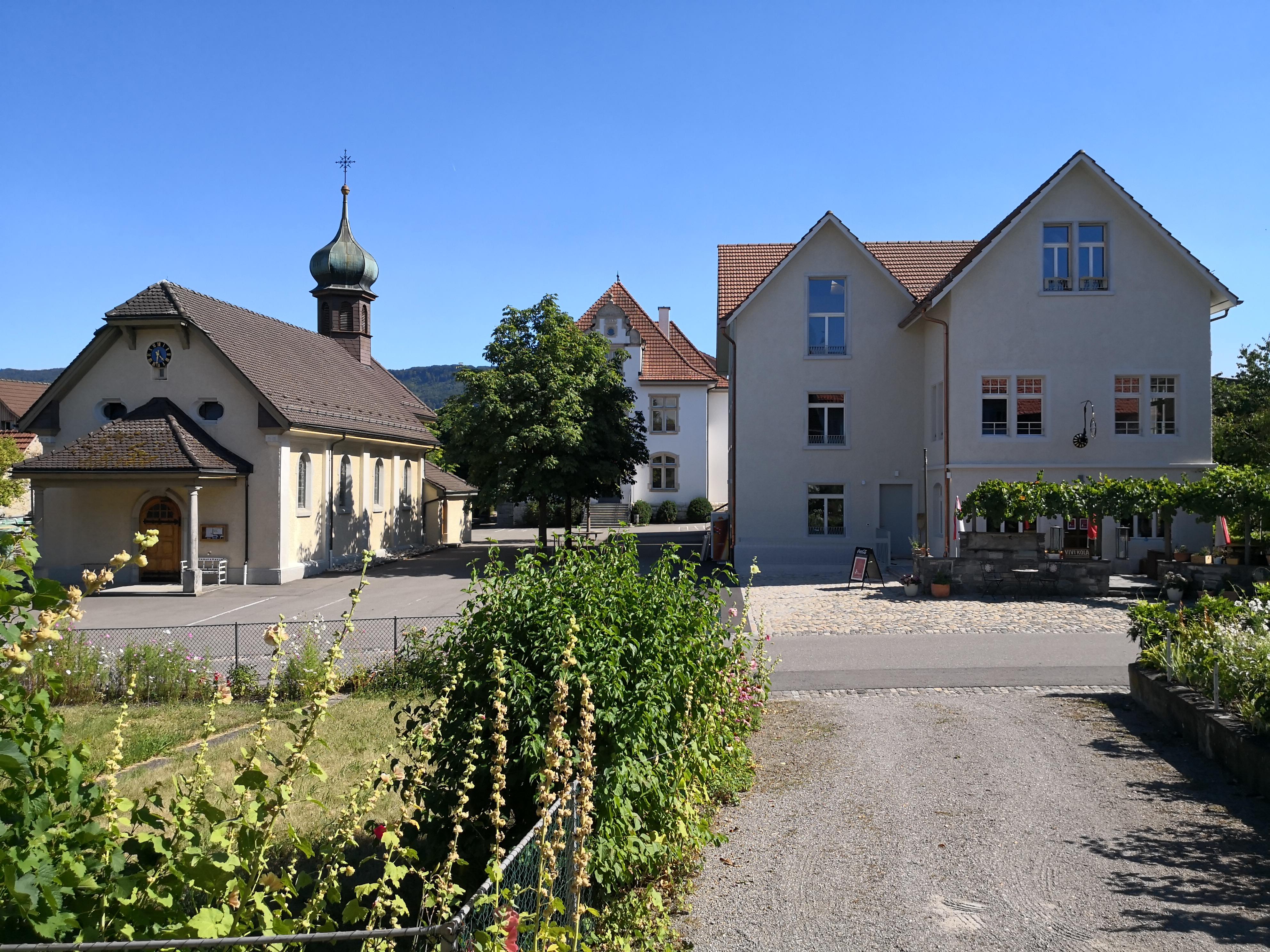 Willkommen in Freienwil